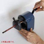 Uni KH - 20 taille-crayon à manivelle en bois Noir (Japon Allemagne) de la marque Ltd Mitsubishi Pencil Co. image 3 produit