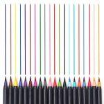 WCOCOW 20 couleurs Watercolor Brush Marker Pens Soft Flexible Tip for parfait pour cahiers de coloriage adulte, mangas, comics, calligraphie +1 water brush de la marque WCOCOW image 2 produit