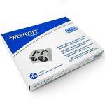 Westcott taille-crayons double trou–Métal Wedge Design–Boîte de 20–E-14212 de la marque Westcott image 2 produit