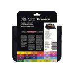 Winsor & Newton Promarker Trousse DE 24 Marqueurs Coloris Assortis de la marque Winsor-Newton image 1 produit
